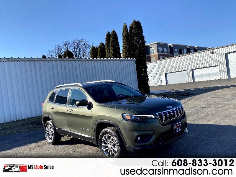Jeep Cherokee Latitude Plus 4WD 2019