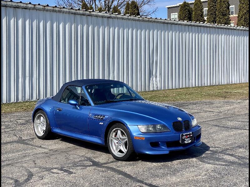 BMW M Roadster Base 2000