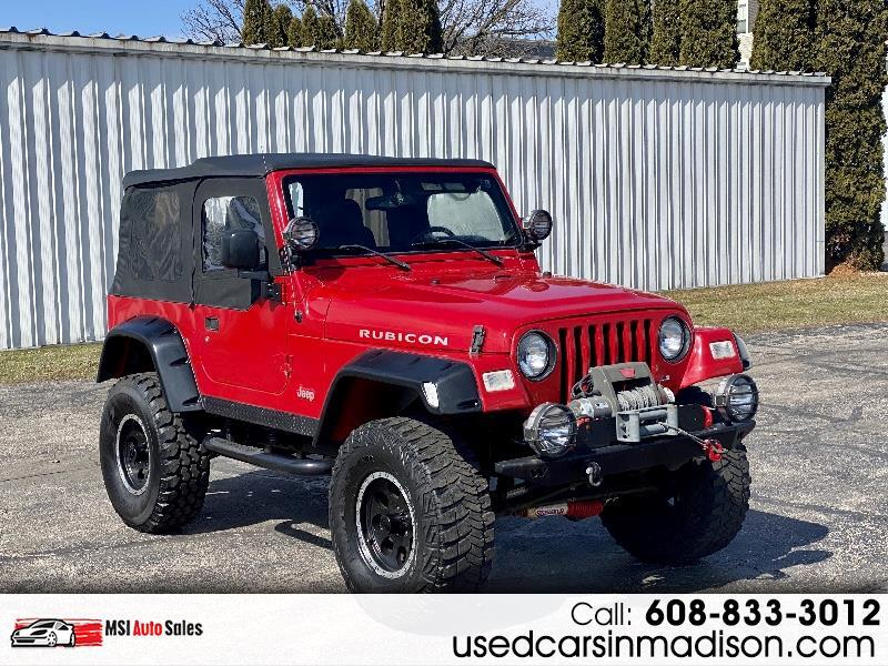 Jeep Wrangler Unlimited Rubicon 2005