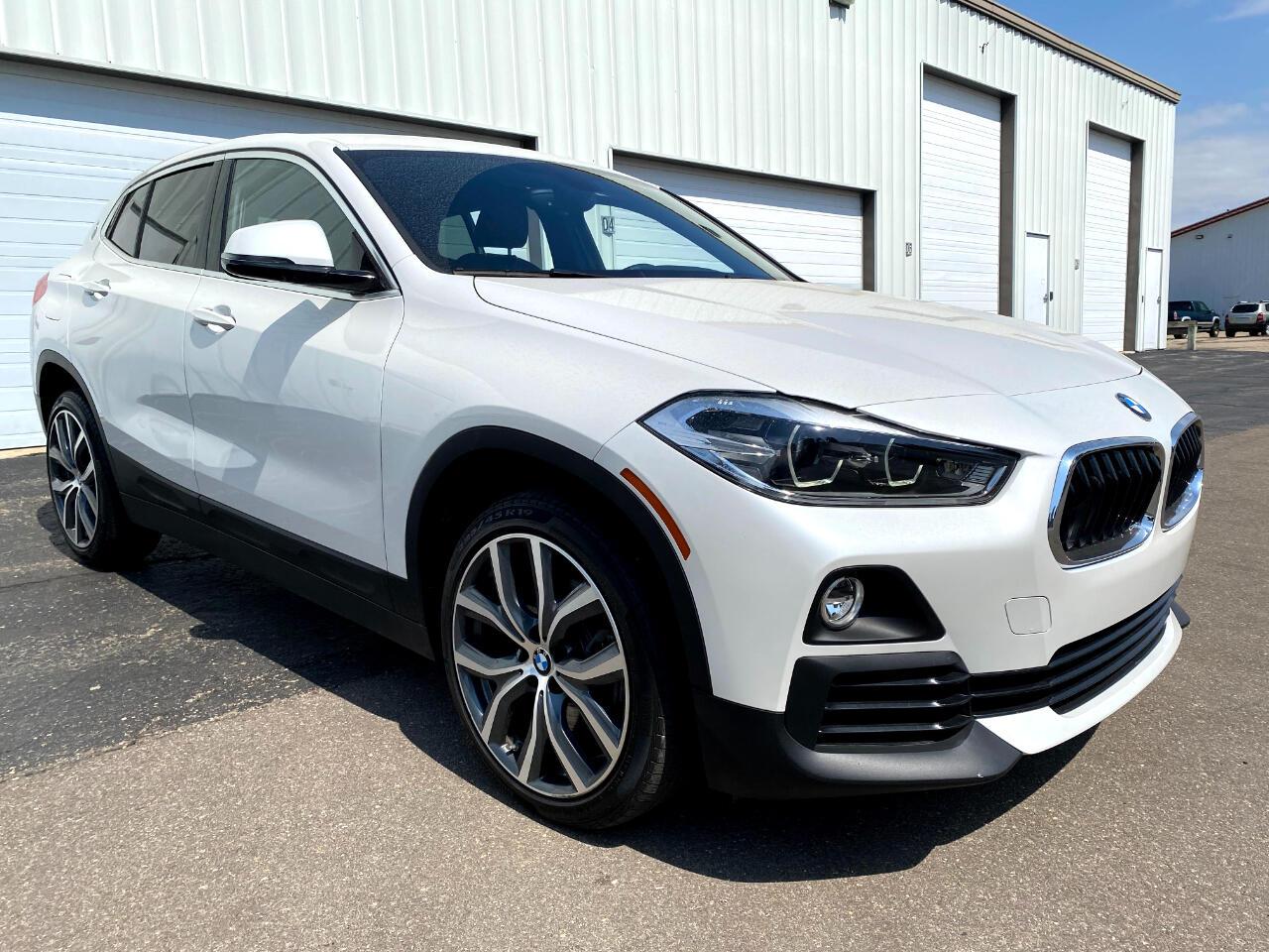 BMW X2 xDrive28i Sports Activity Vehicle 2018