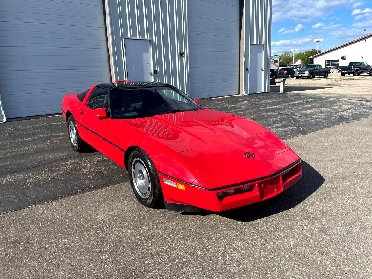 Chevrolet Corvette 2dr Hatchback Coupe 1986