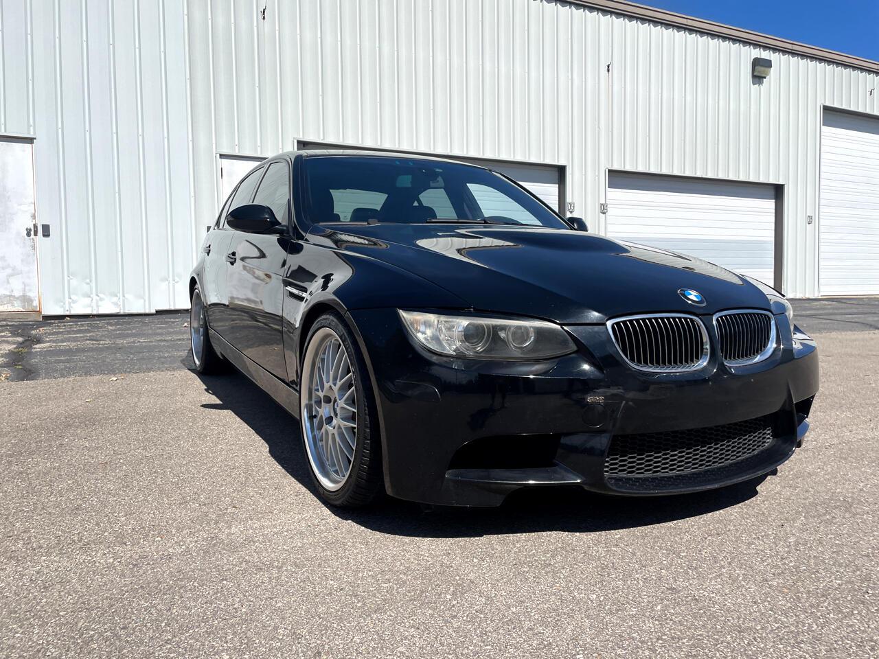 BMW 3 Series 4dr Sdn M3 2008