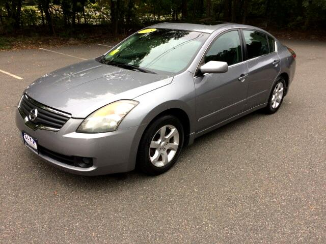 2008 Nissan Altima 2.5 SL Sedan