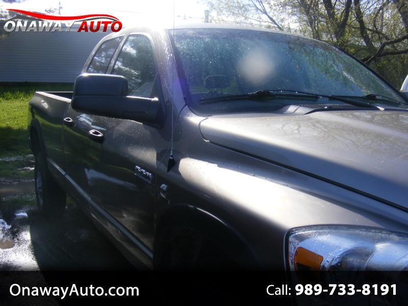 "2007 Dodge Ram 2500 4WD Quad Cab 160.5"" SLT"
