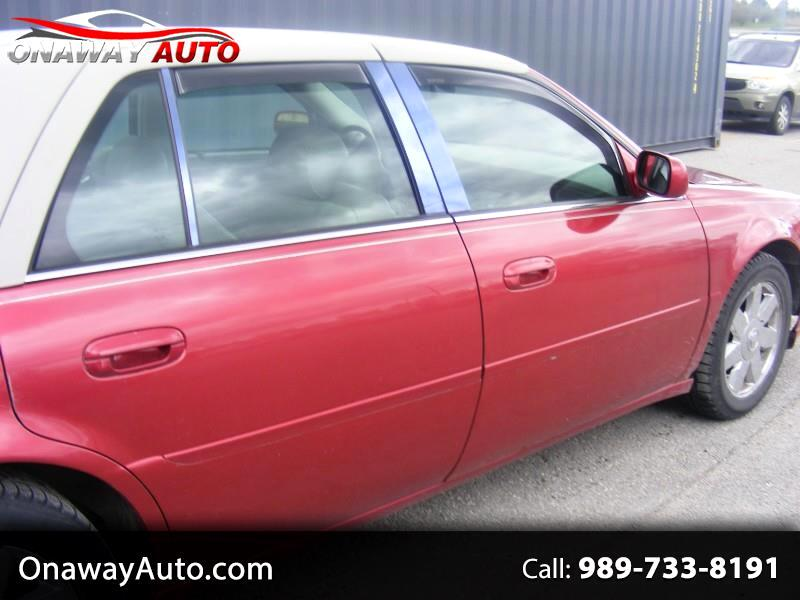 2005 Cadillac DeVille 4dr Sdn DTS