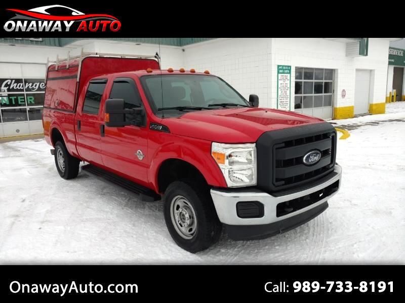 "2014 Ford Super Duty F-250 SRW 4WD Crew Cab 156"" XL"