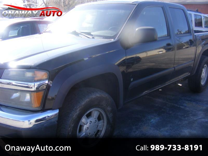 "Chevrolet Colorado 4WD Crew Cab 126.0"" LT w/2LT 2007"