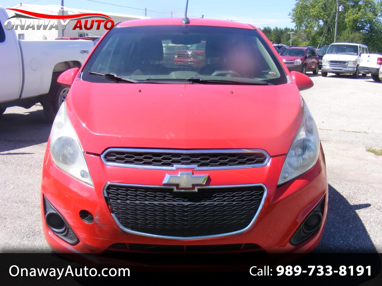 Chevrolet Spark 5dr HB Auto LS 2013