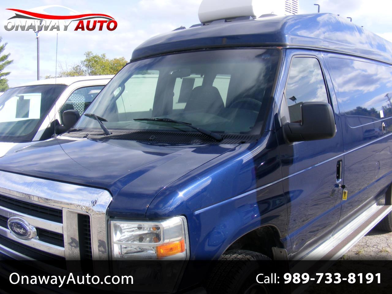 2008 Ford Econoline Cargo Van E-350 Super Duty Ext Commercial