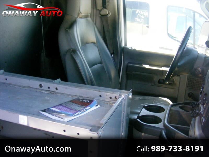 Ford Econoline Cargo Van E-350 Super Duty Ext Commercial 2013