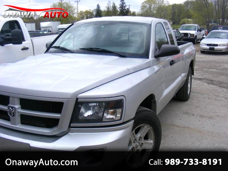 2010 Dodge Dakota 2WD Ext Cab Bighorn/Lonestar