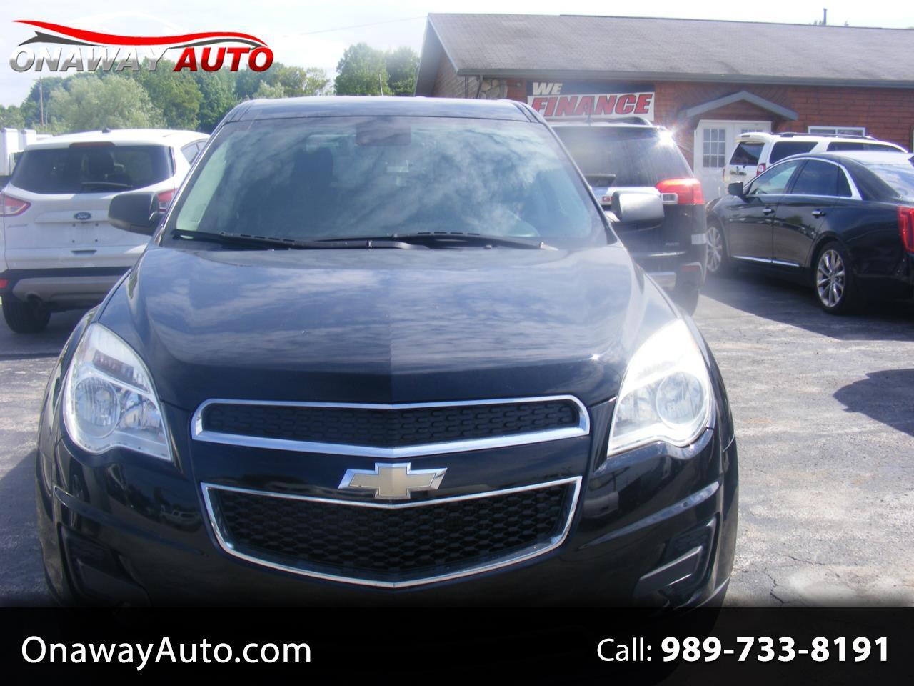 2013 Chevrolet Equinox FWD 4dr LS