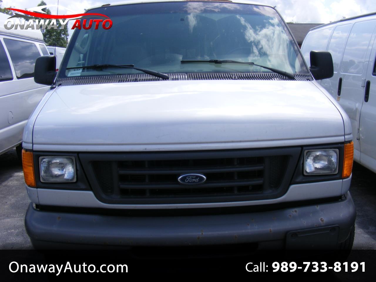 2007 Ford Econoline Wagon E-350 Super Ext XL