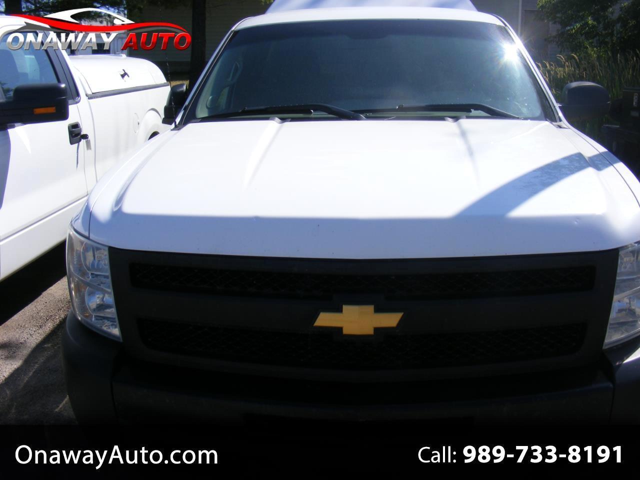 2012 Chevrolet Silverado 1500 2WD Reg Cab 133.0