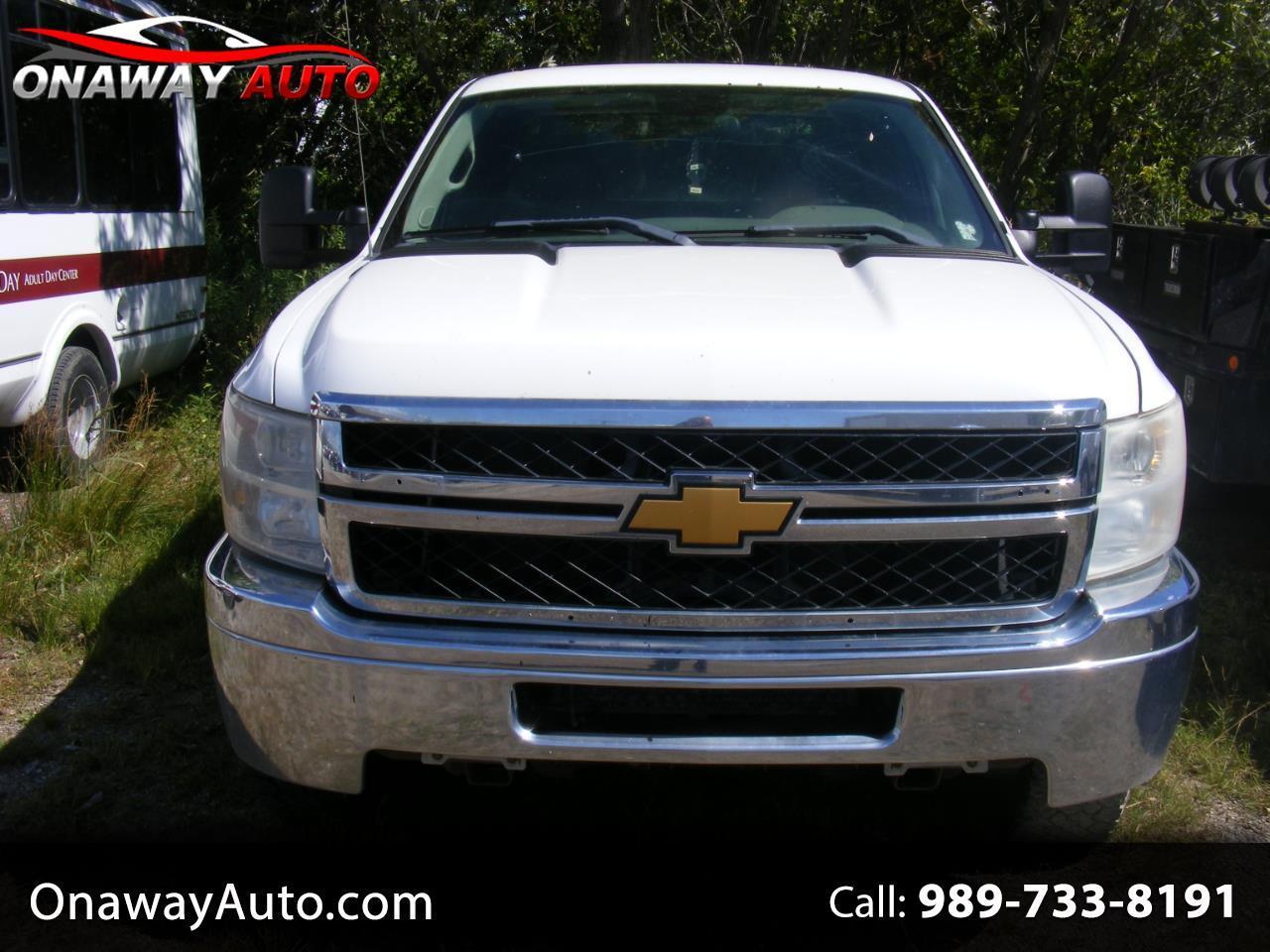"Chevrolet Silverado 2500HD 4WD Ext Cab 144.2"" Work Truck 2012"