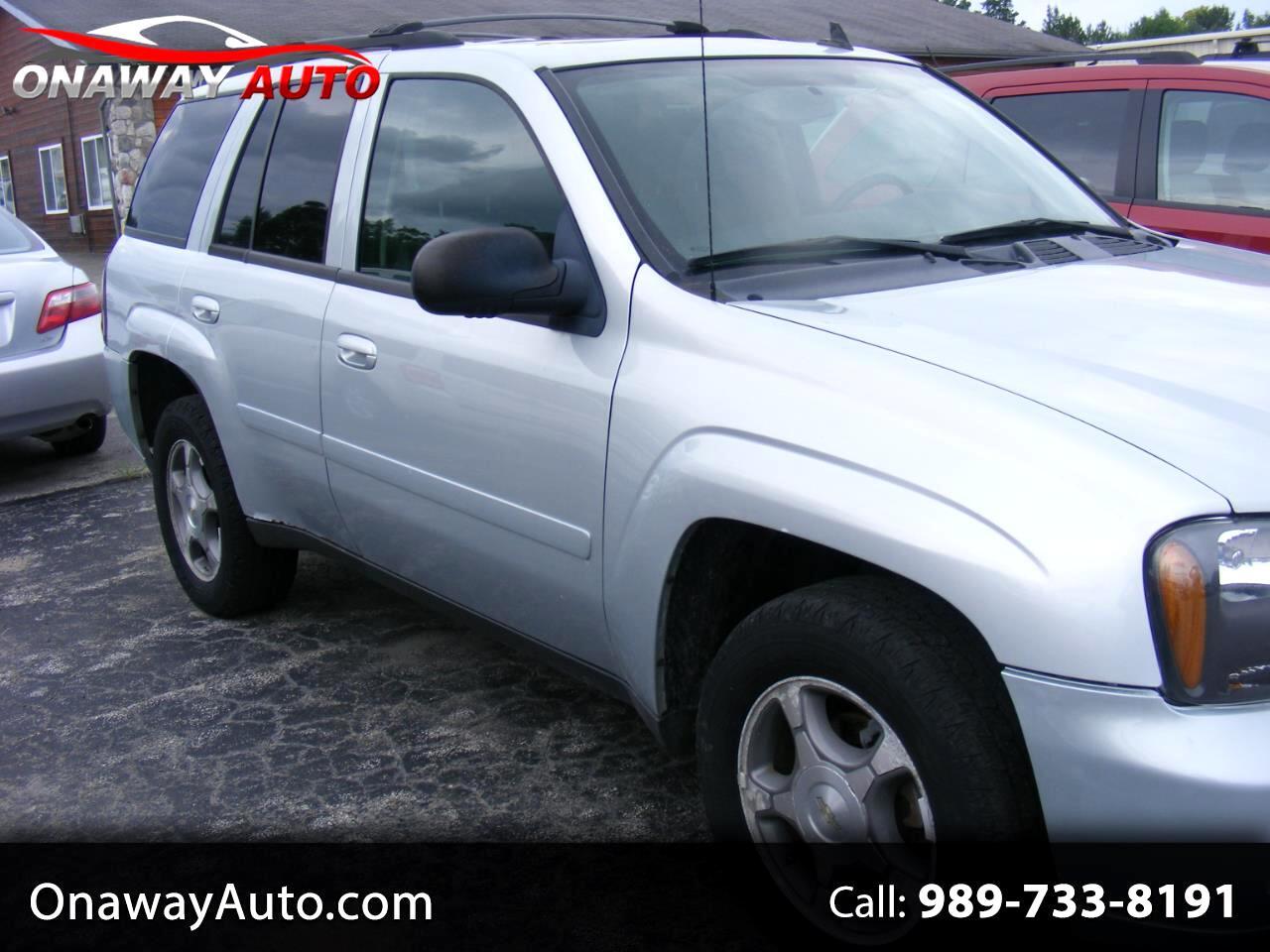 2008 Chevrolet TrailBlazer 4WD 4dr LT w/1LT