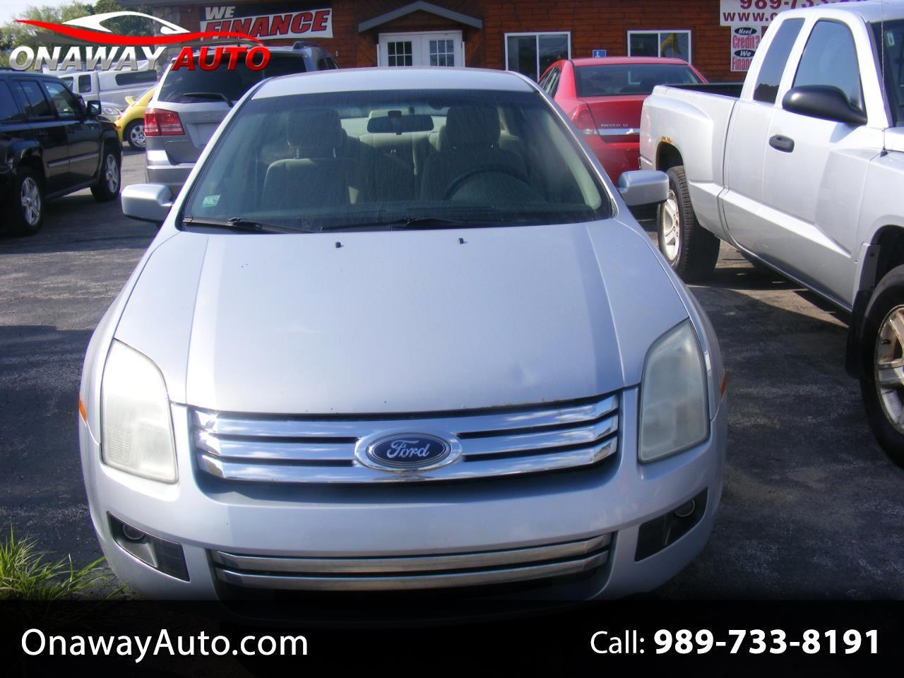 2006 Ford Fusion 4dr Sdn V6 SE