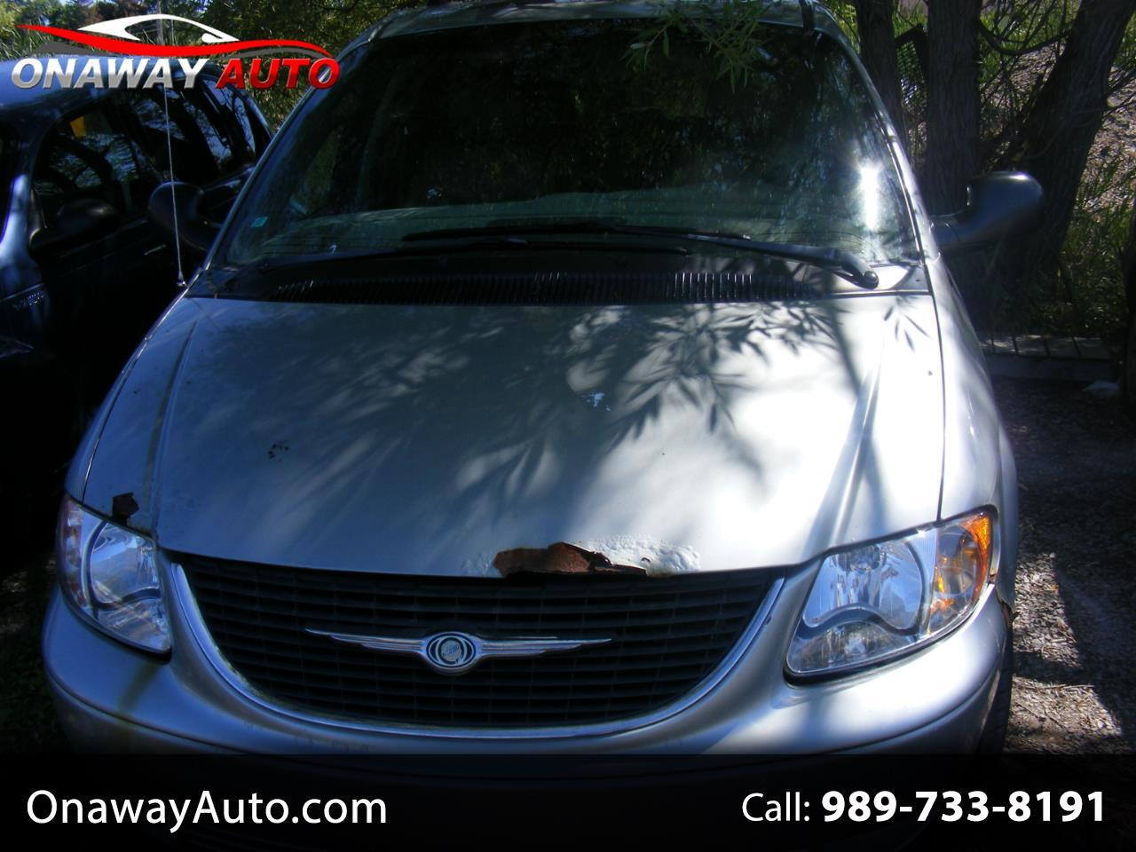 2003 Chrysler Town & Country 4dr LXi FWD