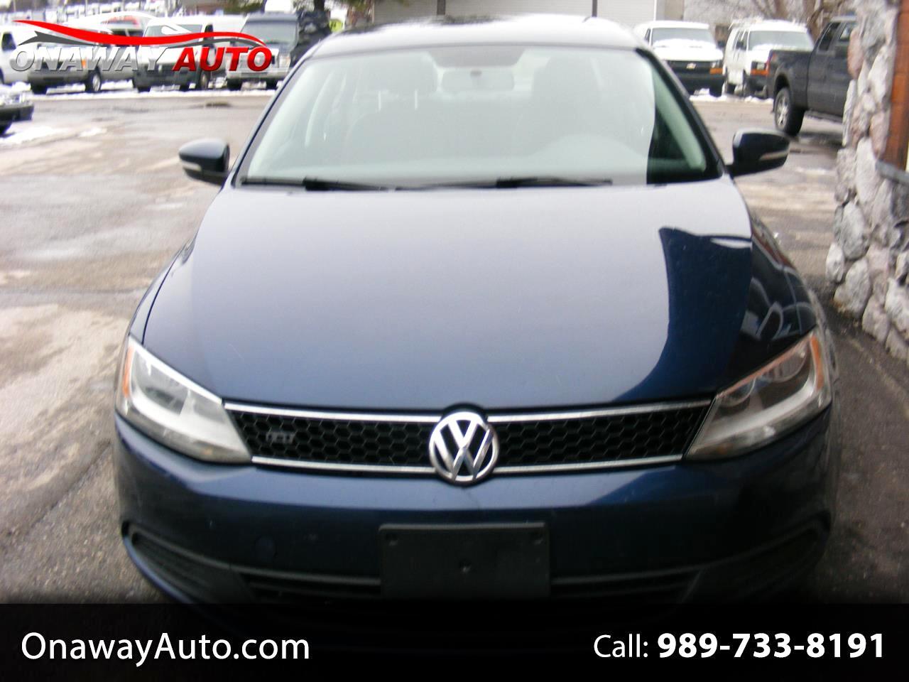 Volkswagen Jetta Sedan 4dr Auto SE 2011