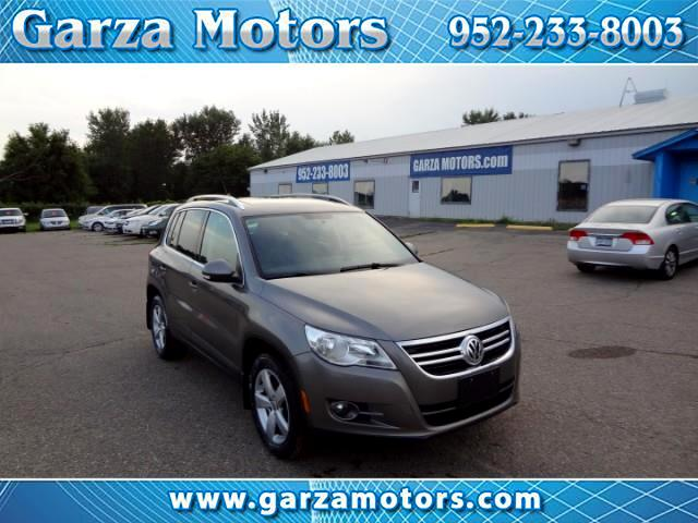2010 Volkswagen Tiguan SEL 4Motion AWD
