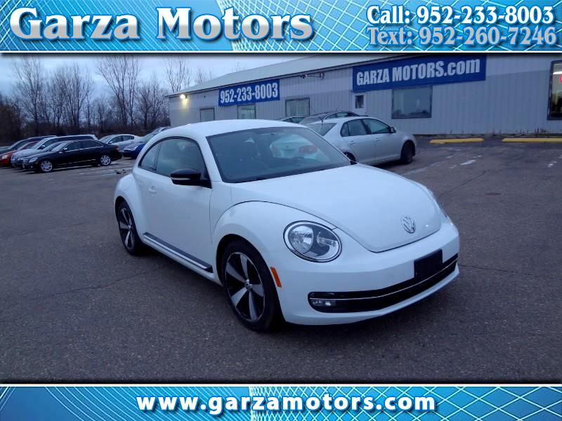 2012 Volkswagen Beetle 2.0T Turbo w/Sunroof & Sound