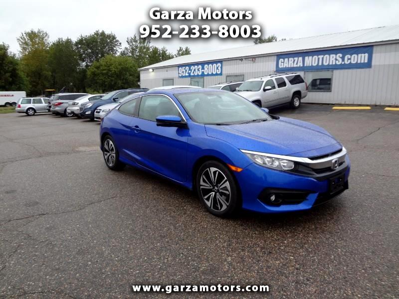 Honda Civic EX-T Coupe CVT 2017