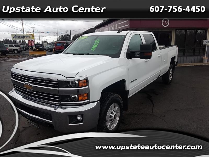2016 Chevrolet Silverado 2500HD Crew Cab Long Bed 4WD