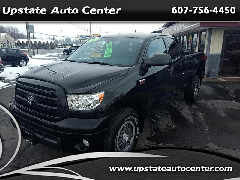 2012 Toyota Tundra 4WD Truck Double Cab 5.7L V8 6-Spd AT TRD Pro (Natl)