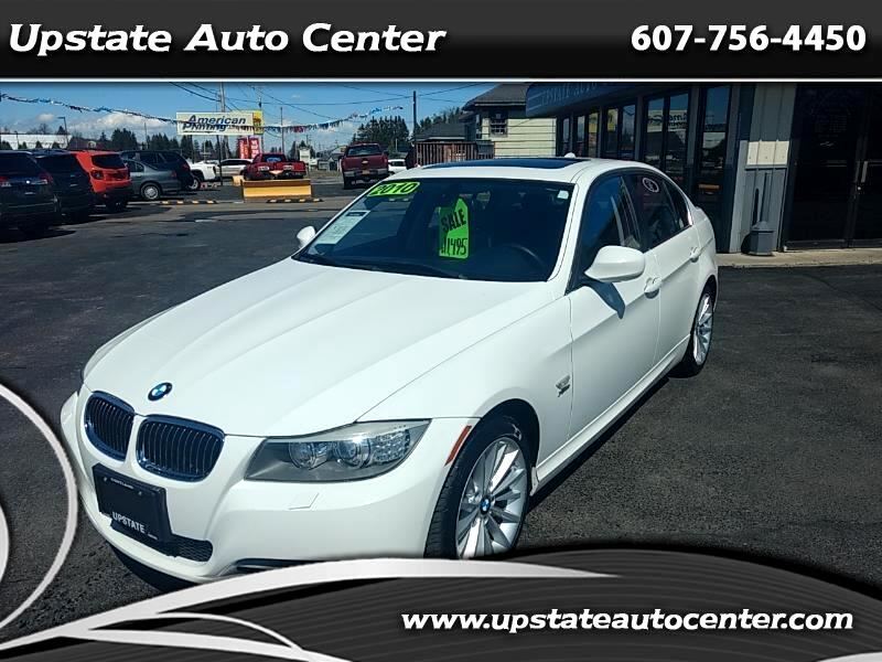2010 BMW 3 Series 4dr Sdn 335i xDrive AWD