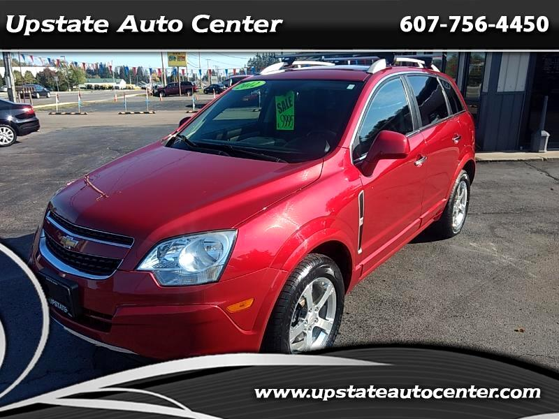 2012 Chevrolet Captiva Sport Fleet AWD 4dr LTZ