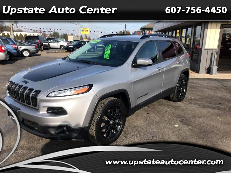 Jeep Cherokee 4WD 4dr Altitude 2014