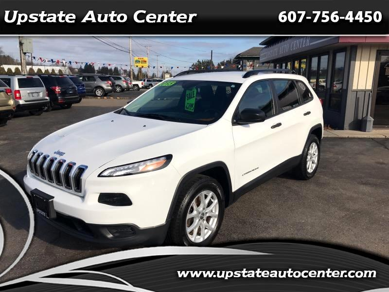 Jeep Cherokee 4dr Sport 4WD 2015
