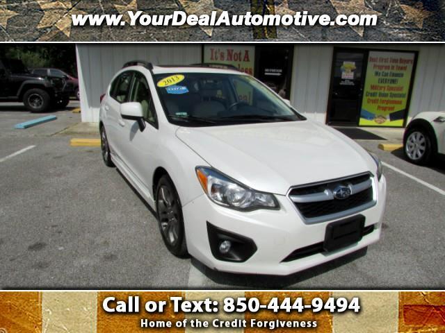 2013 Subaru Impreza Sport 5-Door-Limited+S/R