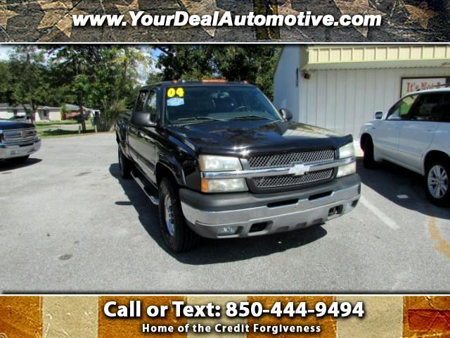 2004 Chevrolet Silverado 2500 LT Crew Cab 4WD