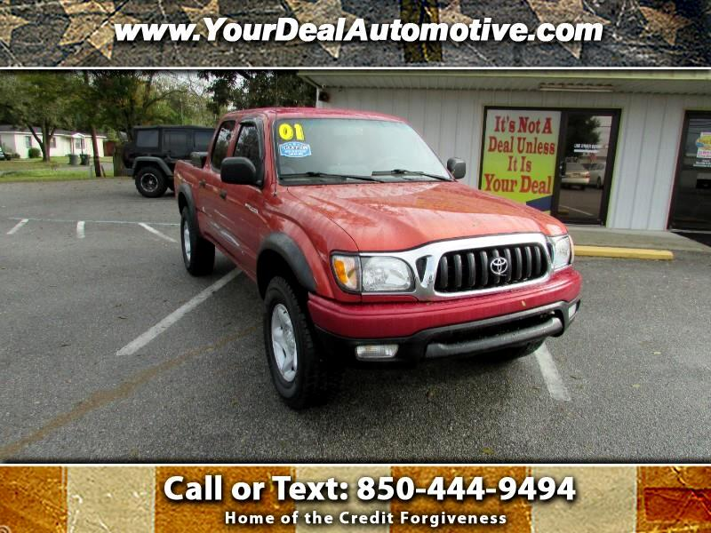 2001 Toyota Tacoma PreRunner Double Cab 2WD