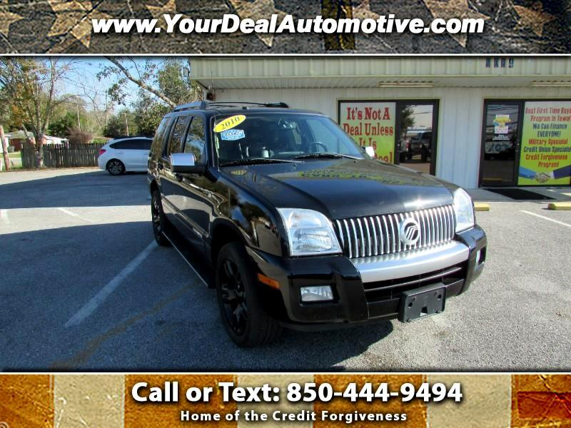 2010 Mercury Mountaineer Premier 4.6L AWD