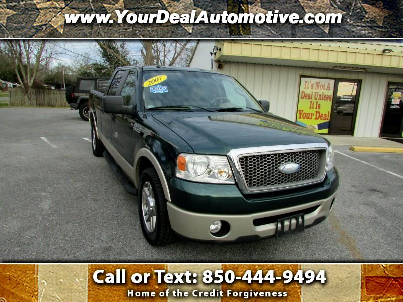 2007 Ford F-150 Lariat SuperCrew 2WD