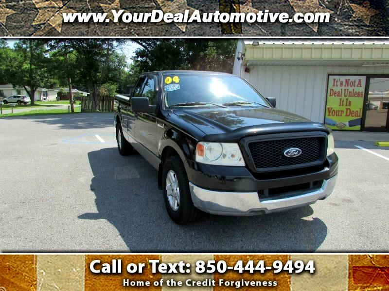 "2004 Ford F-150 Supercab 145"" XL"