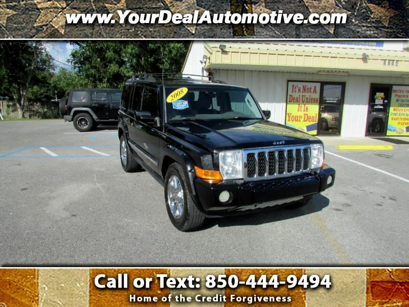 2008 Jeep Commander 4WD 4dr Overland