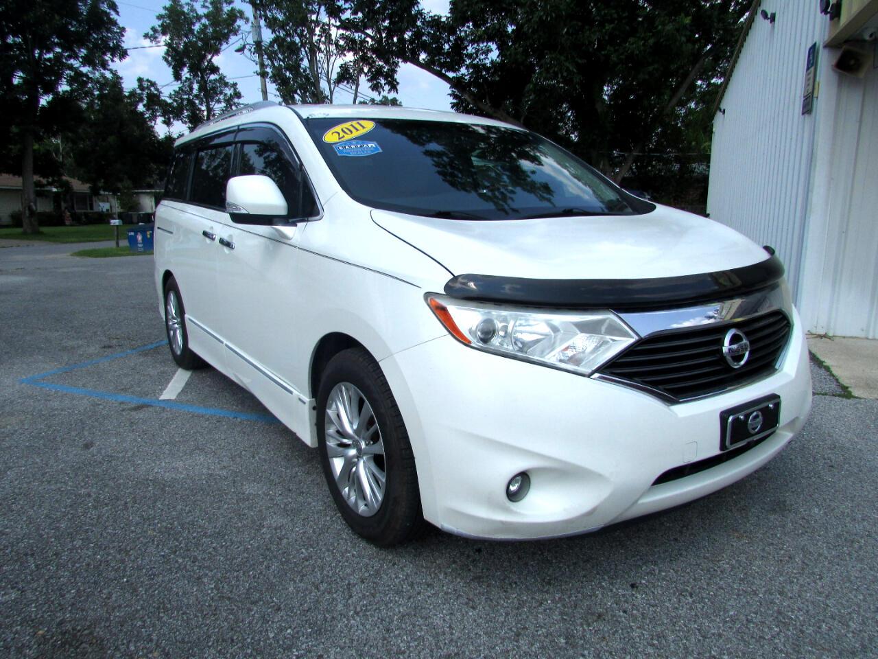 Nissan Quest 4dr SL 2011