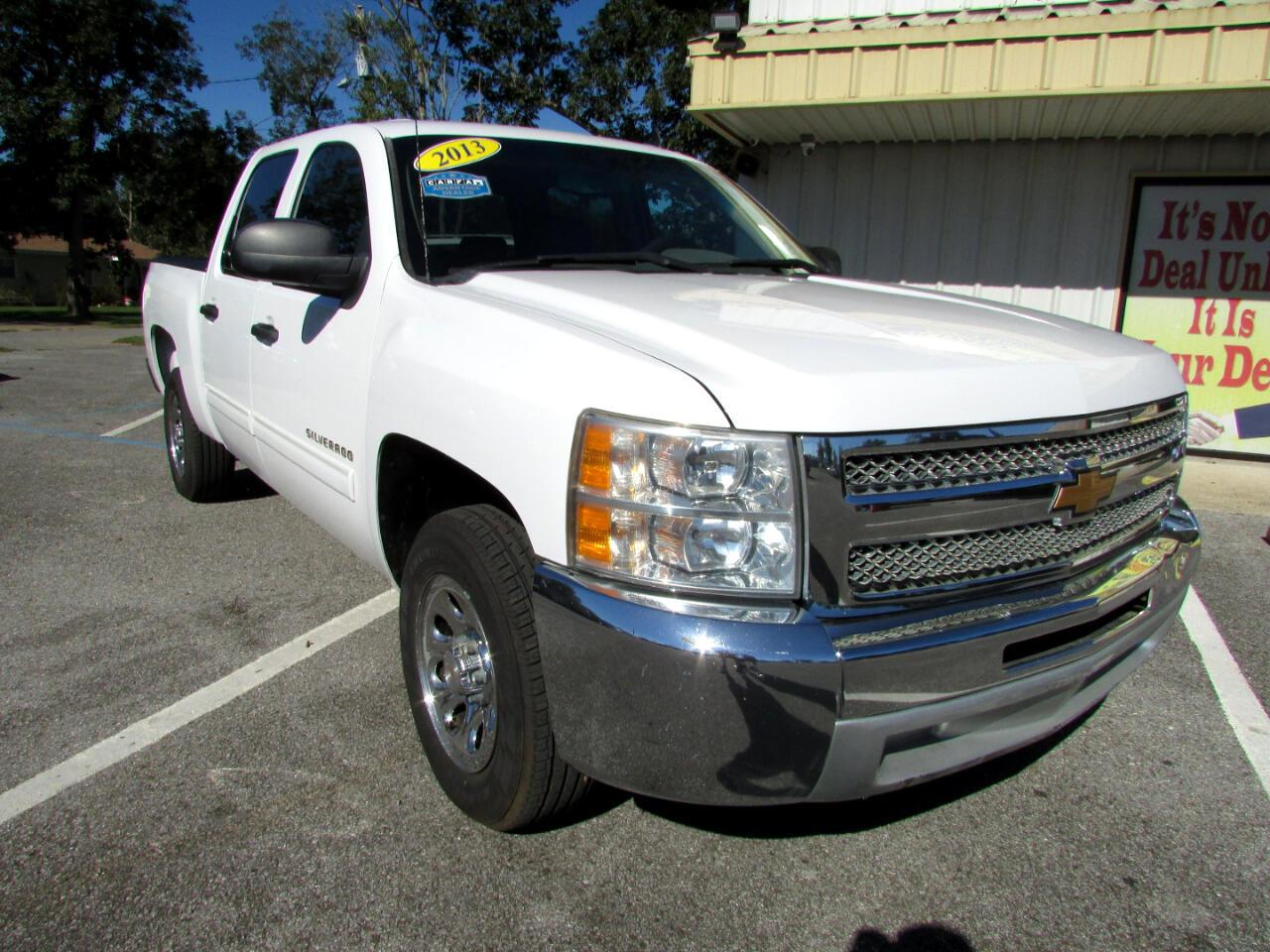 """Chevrolet Silverado 1500 2WD Crew Cab 143.5"""" LS 2013"""