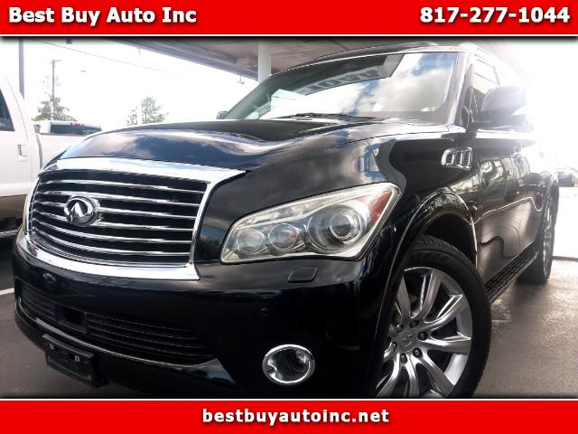 2011 Infiniti QX56 4WD Technology Package
