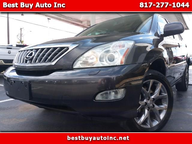 2009 Lexus RX 350 Pebble Beach Edition