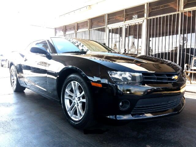 Used 2014 Chevrolet Camaro Coupe 1lt For Sale In Dallas