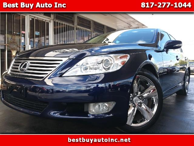 2011 Lexus LS 460 Luxury Sedan