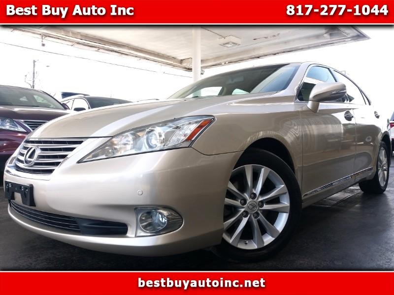 2011 Lexus ES 350 Luxury Edition