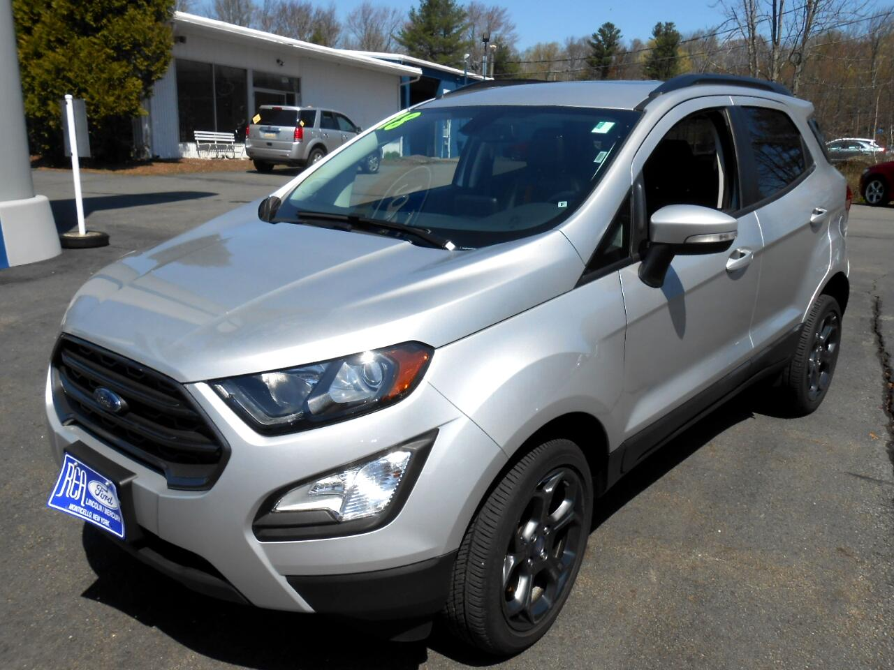 Ford EcoSport SES AWD 2018
