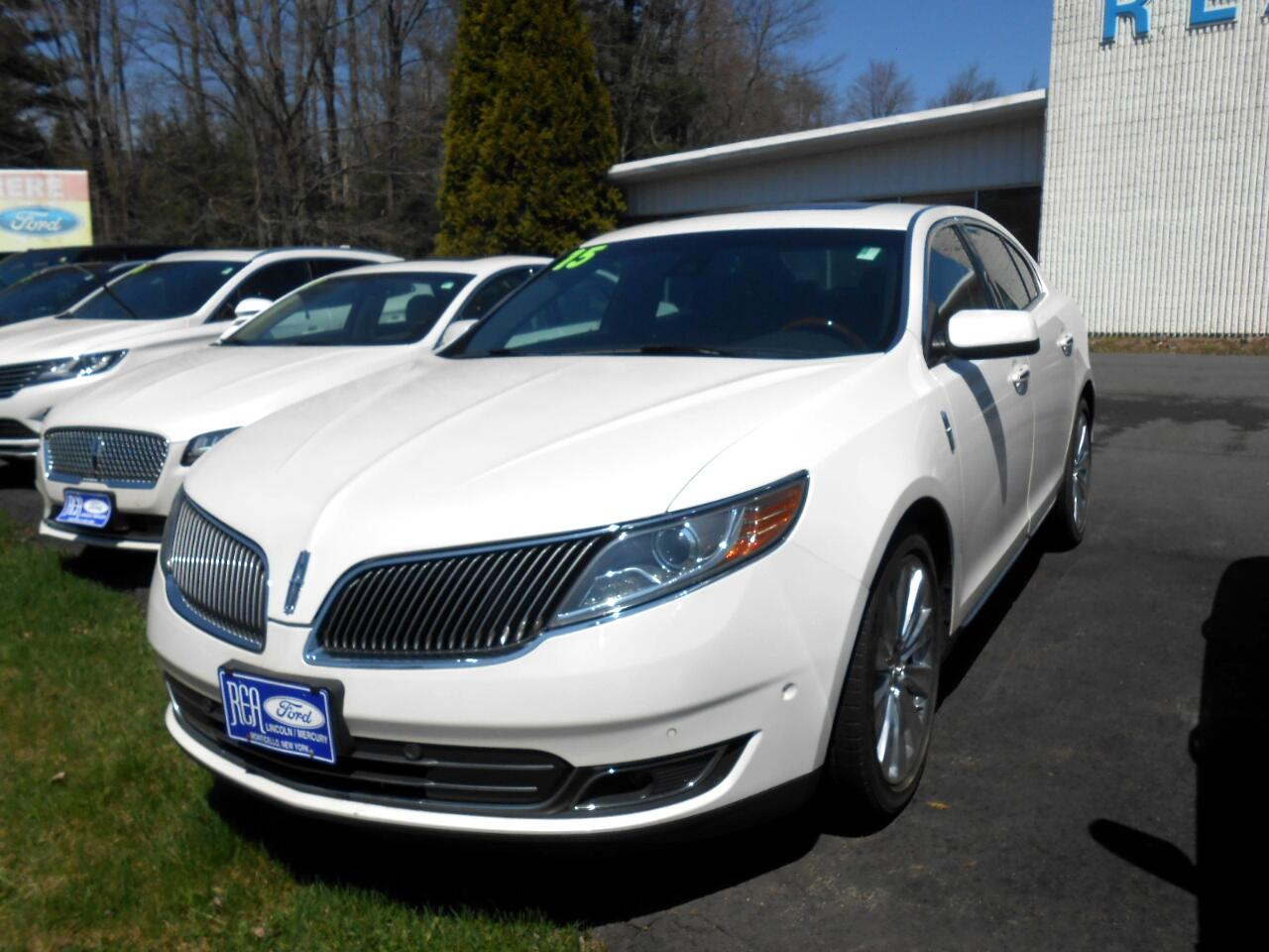 Lincoln MKS EcoBoost AWD 2015