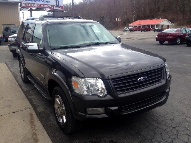Ford Explorer Limited 4.0L 4WD 2006