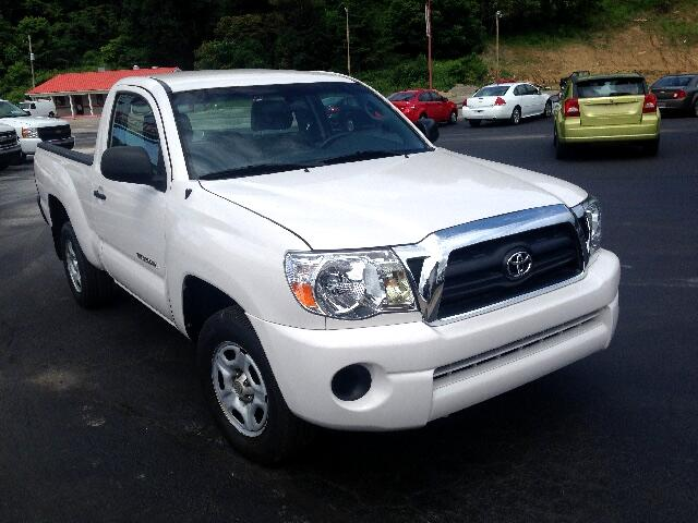 2008 Toyota Tacoma Regular Cab 2WD